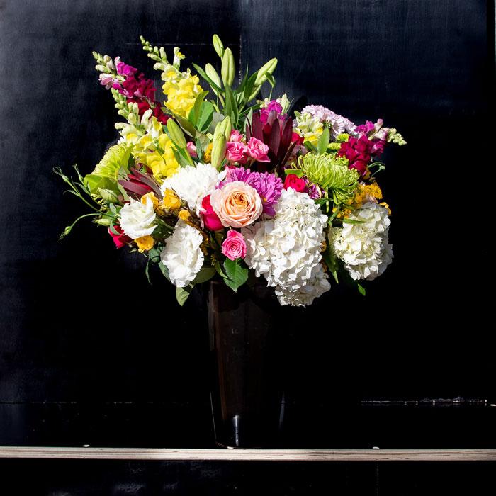bespoke flower bunch