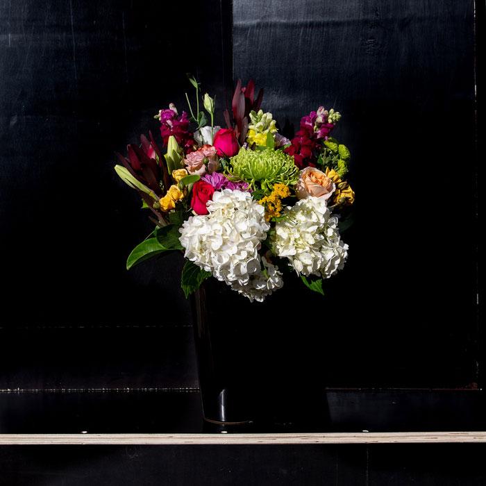 grande flower bunch