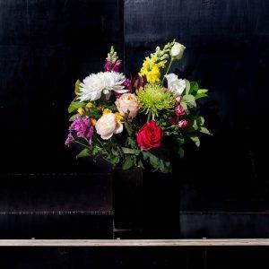 milieu flower bunch